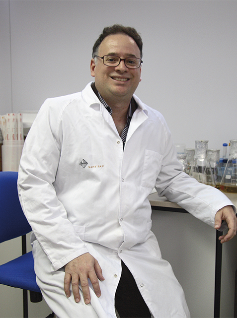 El Dr. Fuentes Prior publica al Journal of Biological Chemistry