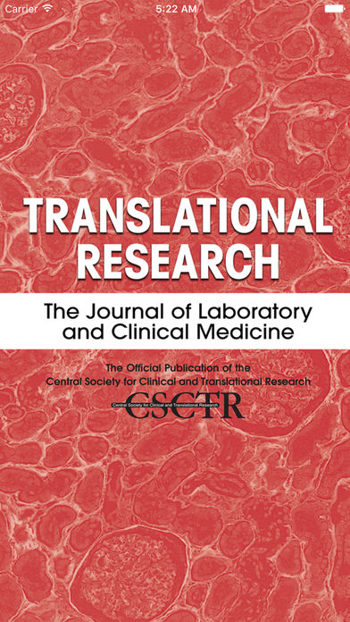 Sant Pau publica al Translational Research, The Journal of Laboratory and Clinical Medicine