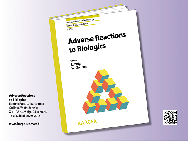 <em>Adverse Reactions to Bioligics</em>, una visió en profunditat